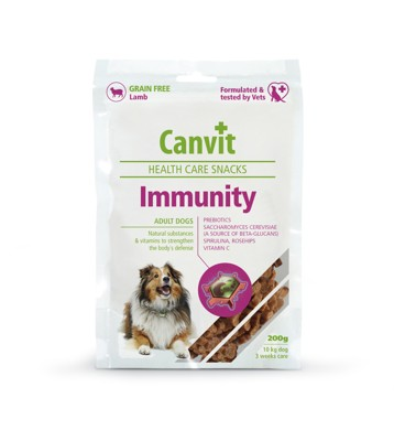 Canvit Snacks Immunity
