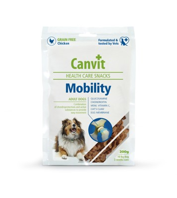 Canvit Snacks Mobility