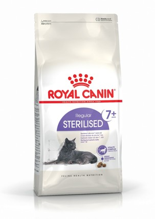 Royal canin Cat Regular Sterilised 7+