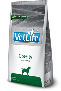 Vet Life Natural DOG Obesity