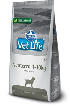 Vet Life Natural DOG Neutered
