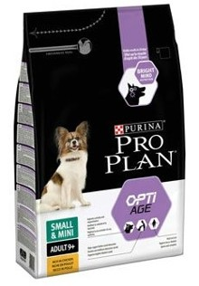 ProPlan Dog Adult 9+ Small/Mini
