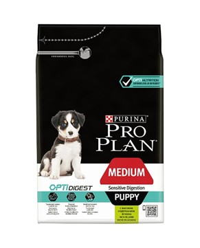 ProPlan Dog Puppy Medium Sensitive Digestion