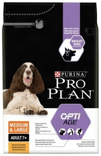 ProPlan Dog Adult 7+ Medium/Large