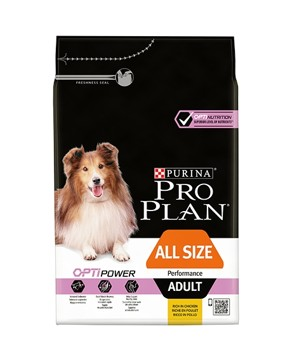 ProPlan Dog All Size Adult Performance