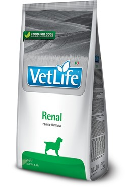 Vet Life Natural DOG Renal