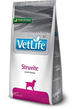 Vet Life Natural DOG Struvite