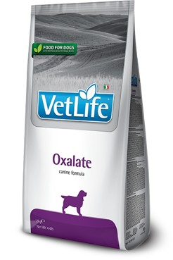 Vet Life Natural DOG Ossalati