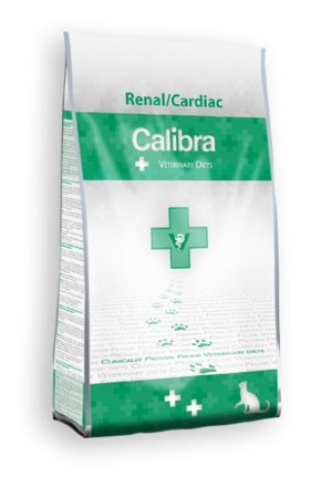 Calibra VD Cat Renal/Cardiac
