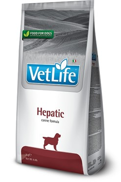 Vet Life Natural DOG Hepatic