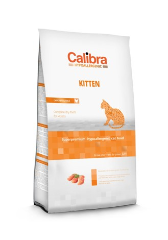 Calibra Cat HA Kitten Chicken