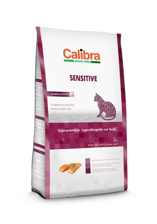 Calibra Cat GF Sensitive Salmon