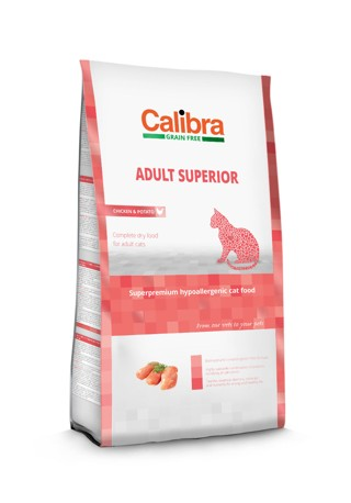 Calibra Cat GF Adult Superior Chicken&Salmon