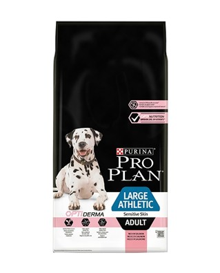 ProPlan Dog Adult Large Athletic Sensitive Skin