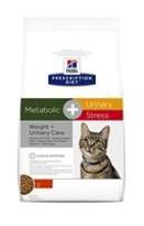 Hills Feline Adult Metabolic+Urinary stres