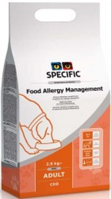 Specific CDD Food Allergy Management