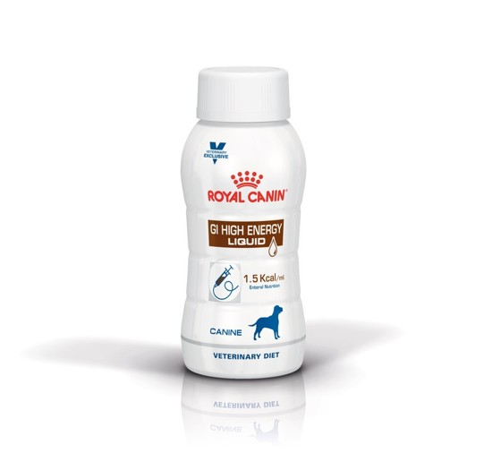 Royal Canin VD Canine Gastro Intestinal HIGH ENERGY LIQUID