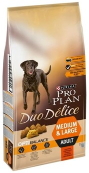 ProPlan Dog Adult Duo Délice Beef