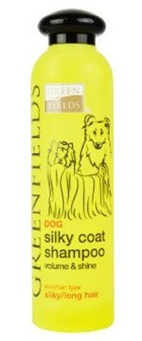 Greenfields šampon silky coat  pes