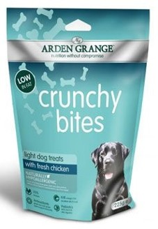 Arden Grange Crunchy Bites Light Chicken