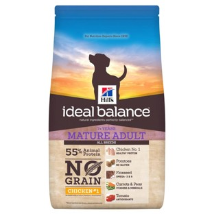 Hills Canine Ideal Balance Mature Adult NO GRAIN