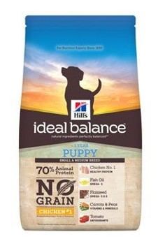 Hills Canine Ideal Balance Puppy NO GRAIN
