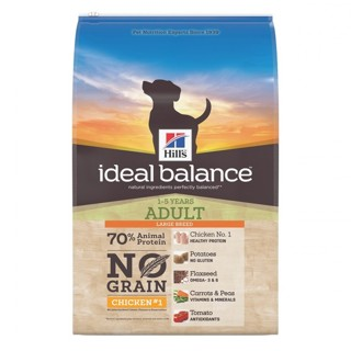 Hills Canine Ideal Balance Adult Large Breed NO GRAIN
