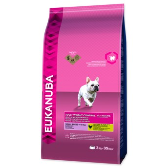 Eukanuba Dog Adult Small Weight Control