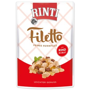 Rinti Dog Filetto kapsa