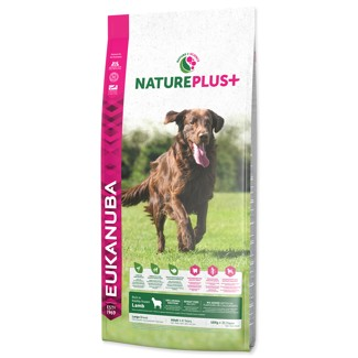 Eukanuba Dog Nature Plus+ Adult Large frozen Lamb