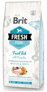 Brit Fresh Dog Fish & Pumpkin Adult Large