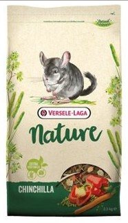 Versele Laga Nature Chinchilla pro činčily