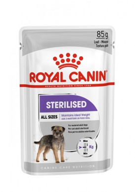 Royal Canin Sterilised Dog Loaf kapsička