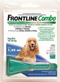 Frontline Combo Spot On Dogs