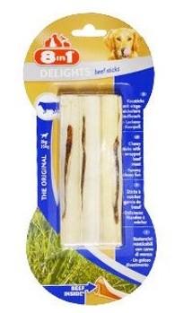 Image of Tyčinka žvýkací Delights Beef 3ks