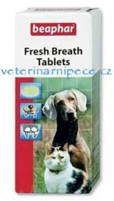 Beaphar Fresh Breath tablety