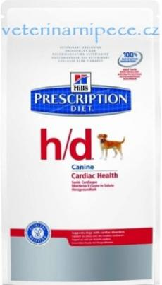 Hills Canine H/D