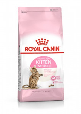Royal Canin Cat Kitten Sterilised