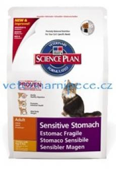 Hills Feline Adult Sensitive Stomach