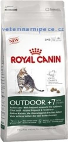 Royal Canin Feline Outdoor Mature +7