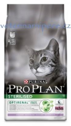 ProPlan Cat Sterilised Turkey