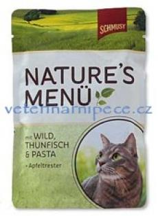 Schmusy Cat Nature Menu kapsa
