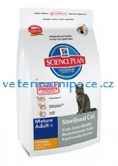 Hills Feline Dry Adult Mature 7+ Sterilised