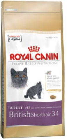 Royal Canin Breed Feline British Shorthair