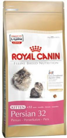 Royal Canin Breed Feline Kitten Persian