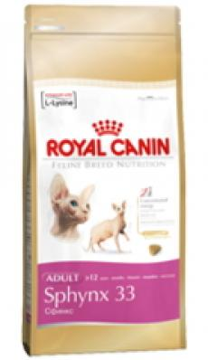 Royal Canin Breed Feline Sphynx