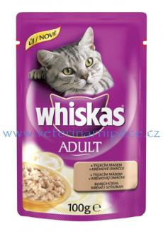 Whiskas kapsa Adult