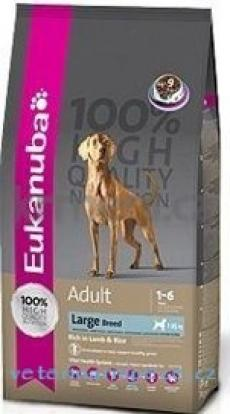 Eukanuba Dog Adult Lamb/Rice Large Breed