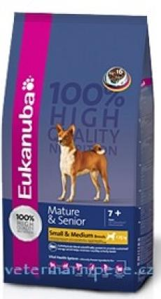 Eukanuba Dog Mature Senior Medium Breed