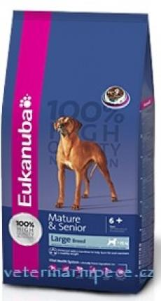 Eukanuba Dog Mature Senior Large Breed
